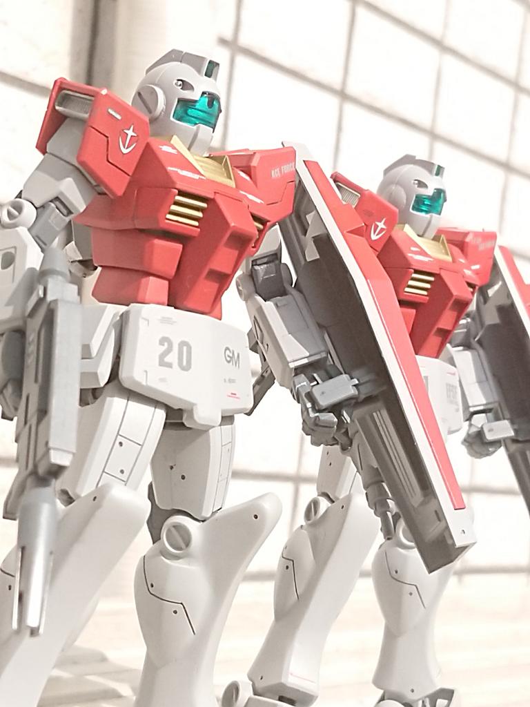 RGM-79 ジム 前期型(改修モデル)
