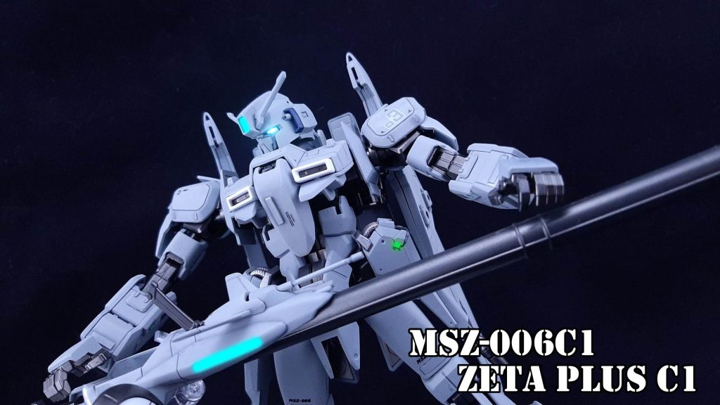 MG 1/100 MSZ-006C1 Ζeta Plus C1