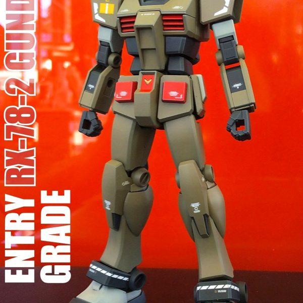 ENTRY GRADE ガンダム RX78-2 エントリーグレード EGガンダム