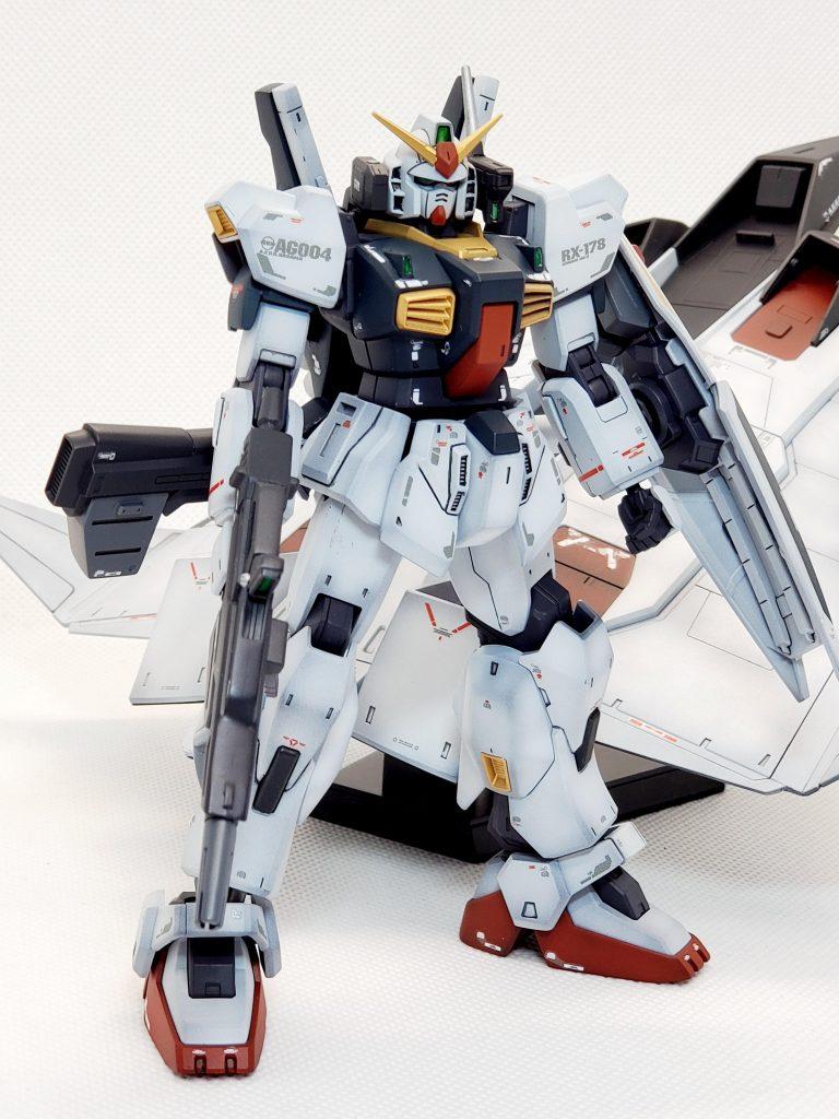ガンダムMk-Ⅱ+フライングアーマー