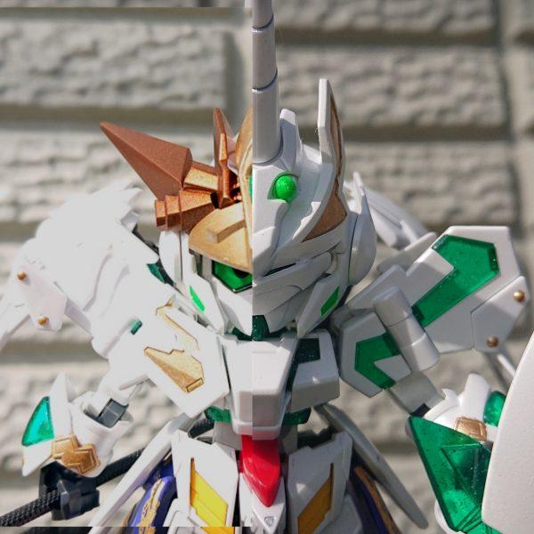 騎士ユニコーン(翼)