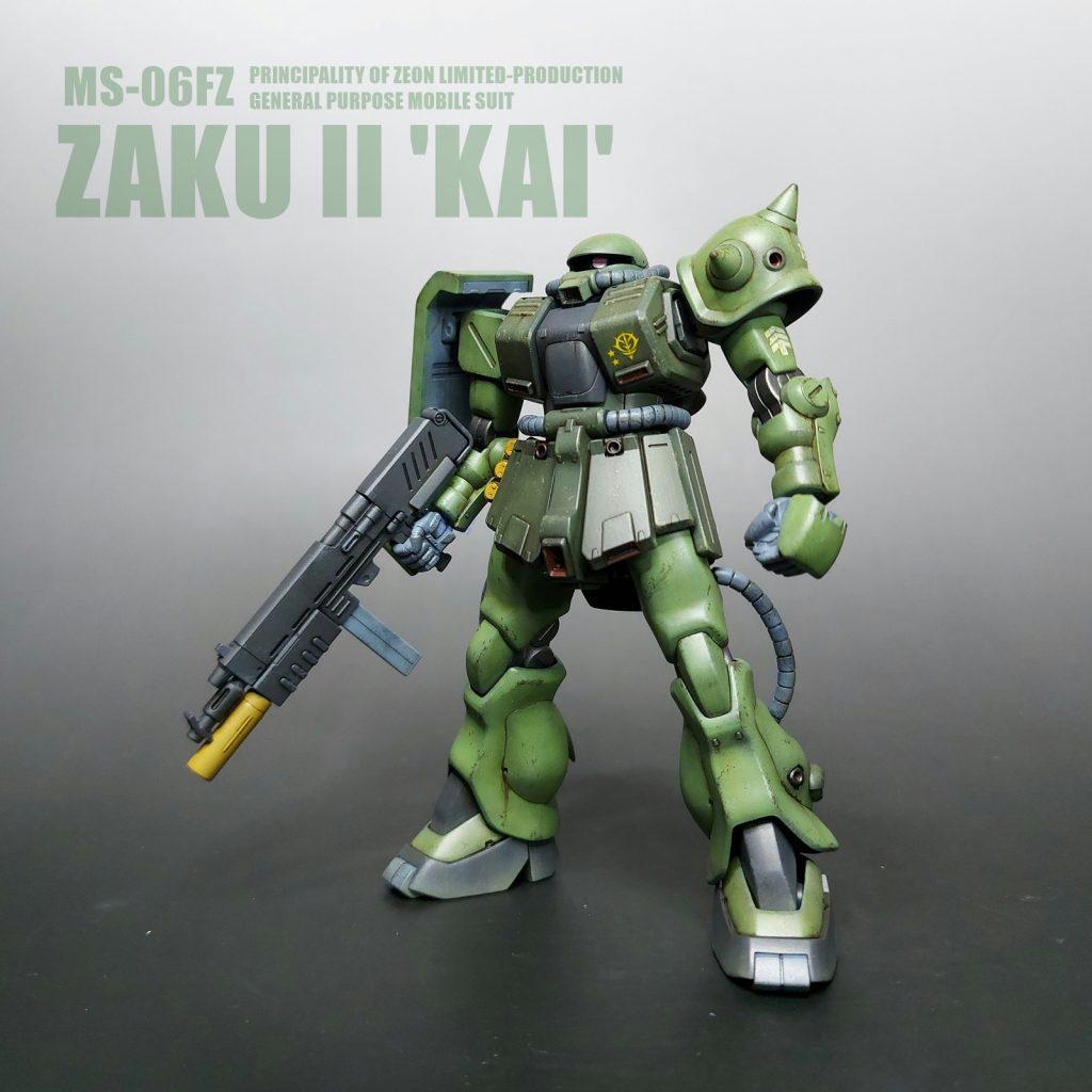 ザク II 改