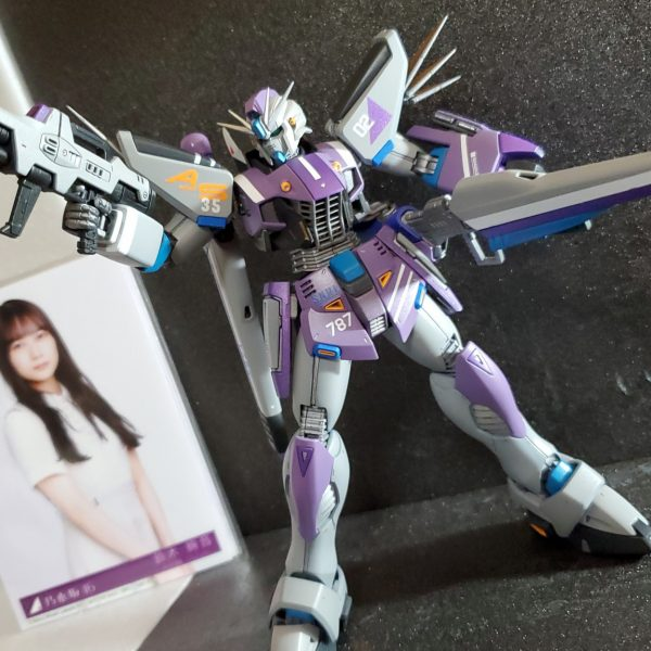 MG version2.0 F91 my fave custom