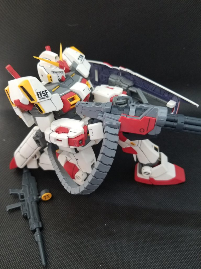 MGガンダム5号機