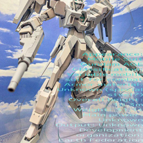 MG AGEⅡ ダブルバレット アニメ:特殊任務カラーVer.