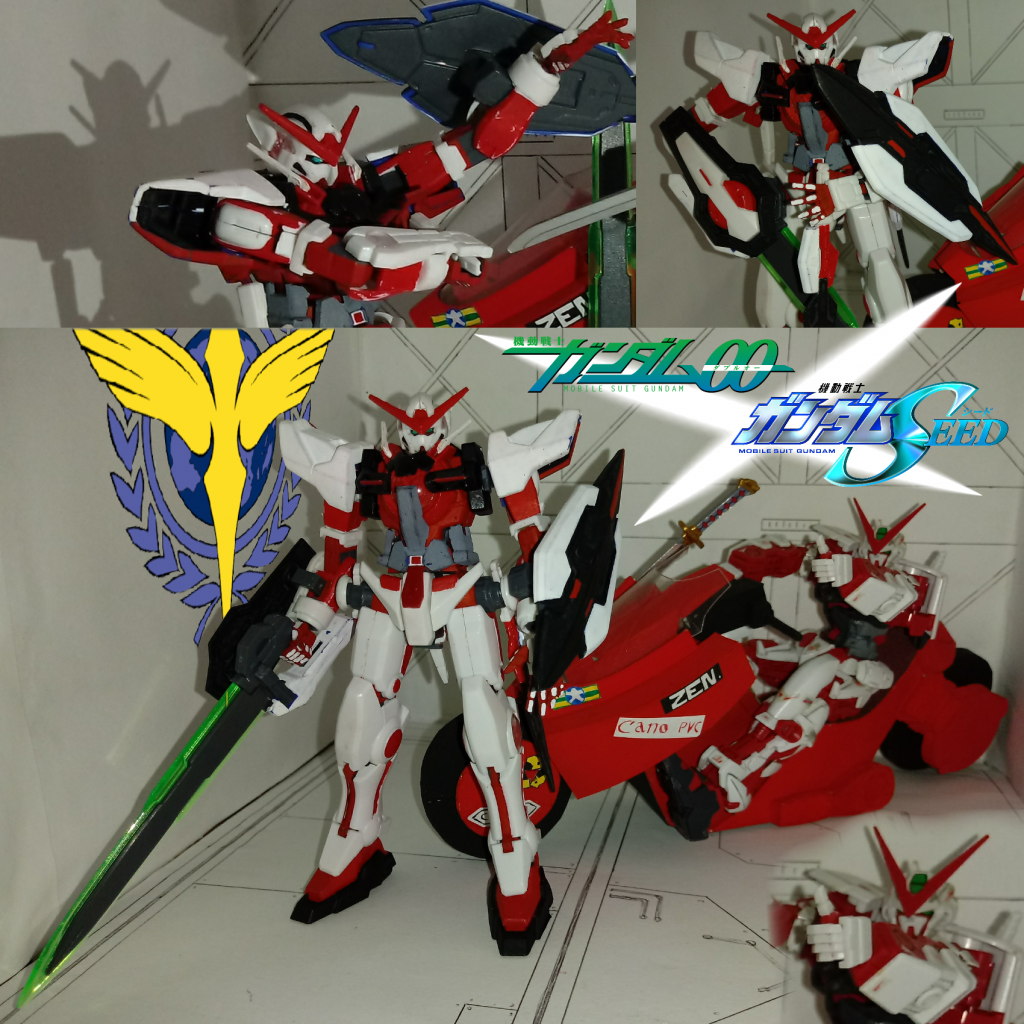 Exia Astray Red ver.