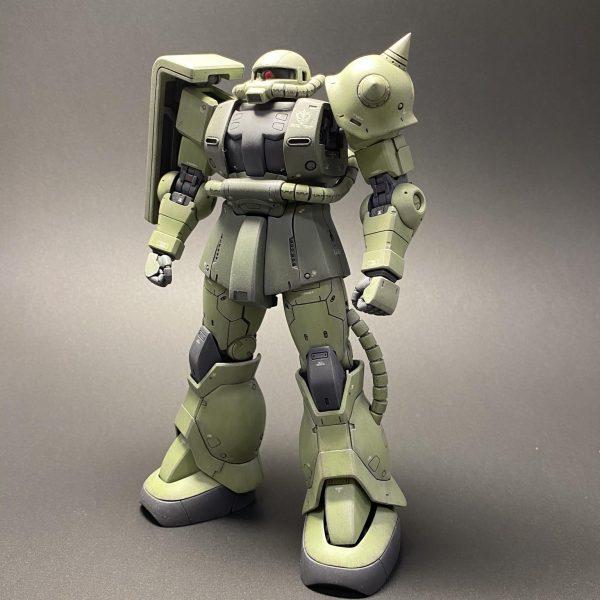 MG オリジン版ザクⅡ