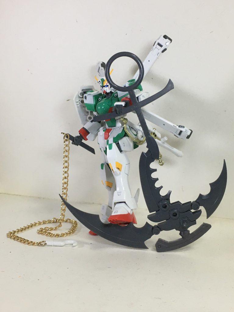 クロスボーン・ガンダムX1 水蜜 海