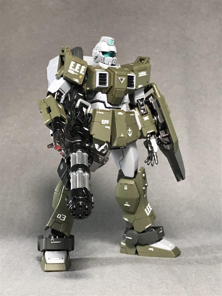 RGM-79[G] ジム・ガンナー