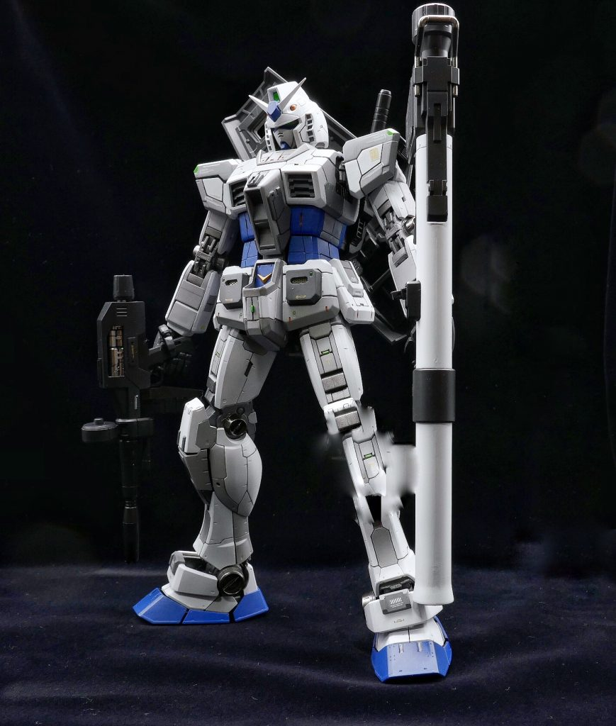 MG 1/100 RX78-3 ガンダムver3