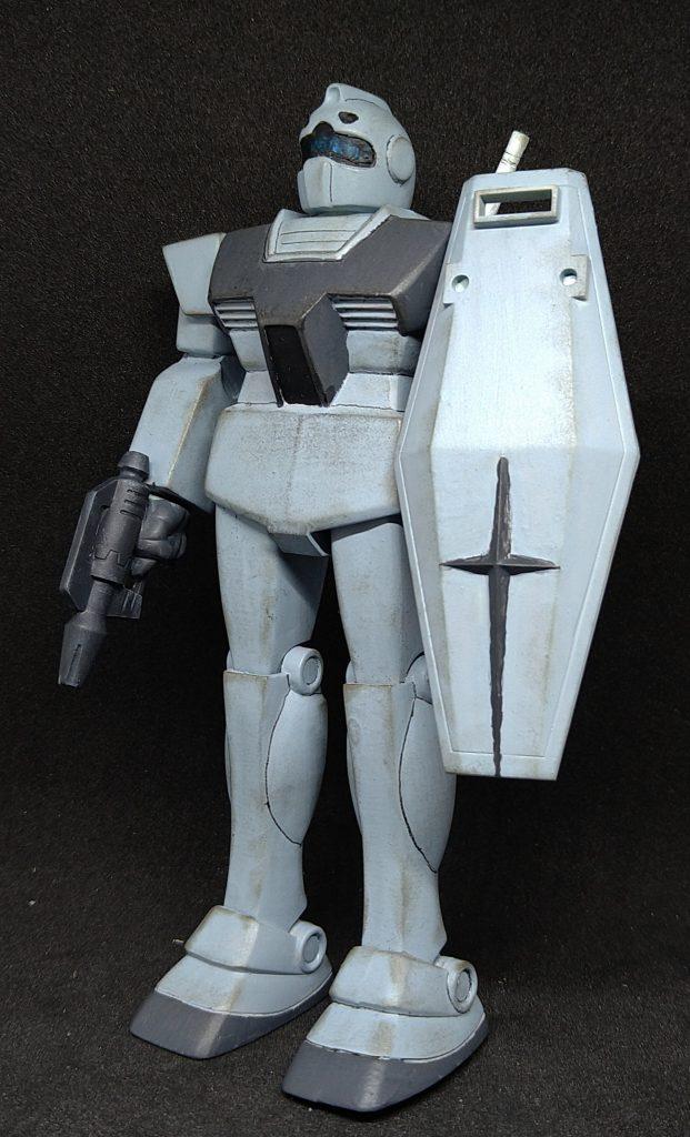 GM ホワイト・ディンゴ隊カラーイメージver