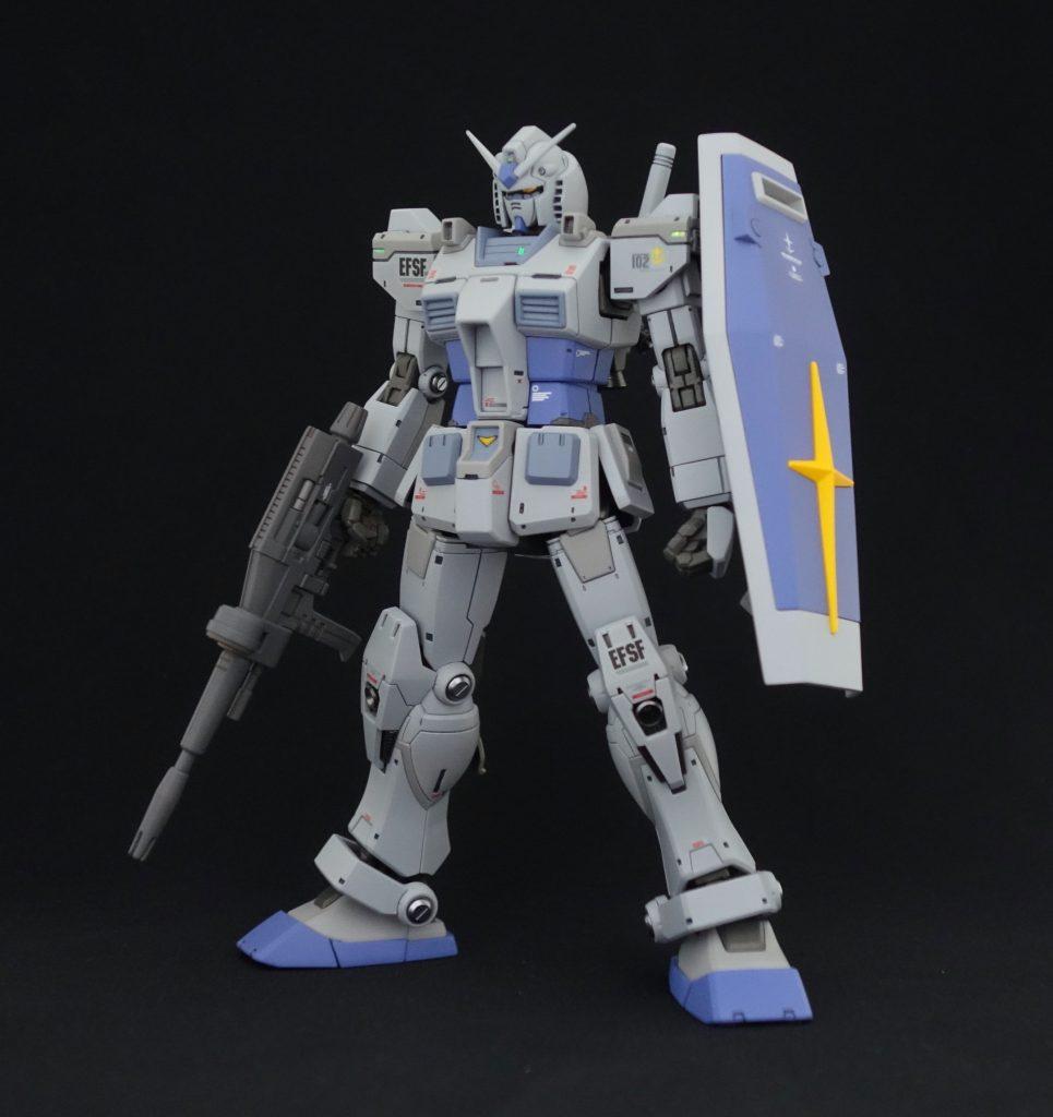 HG G-3ガンダム オリジン版