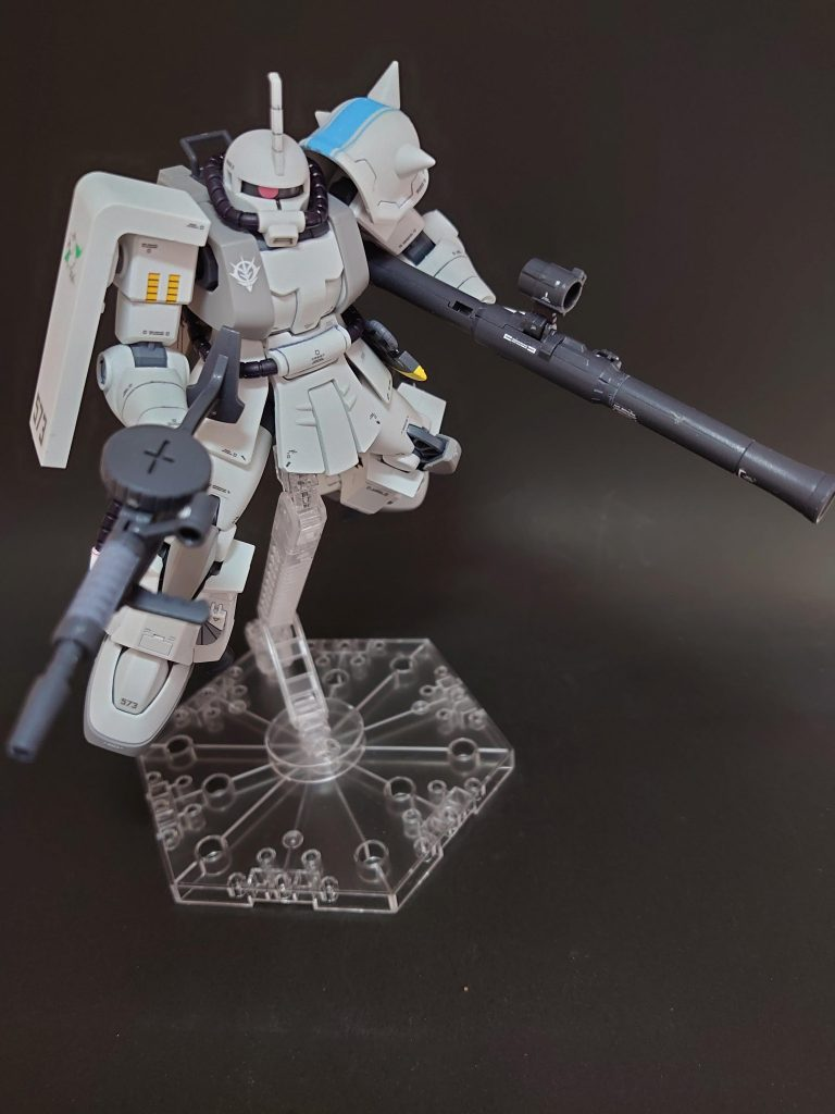 HGUC 1/144 MS-06-R1-A シン・マツナガ専用高機動型ザクⅡ
