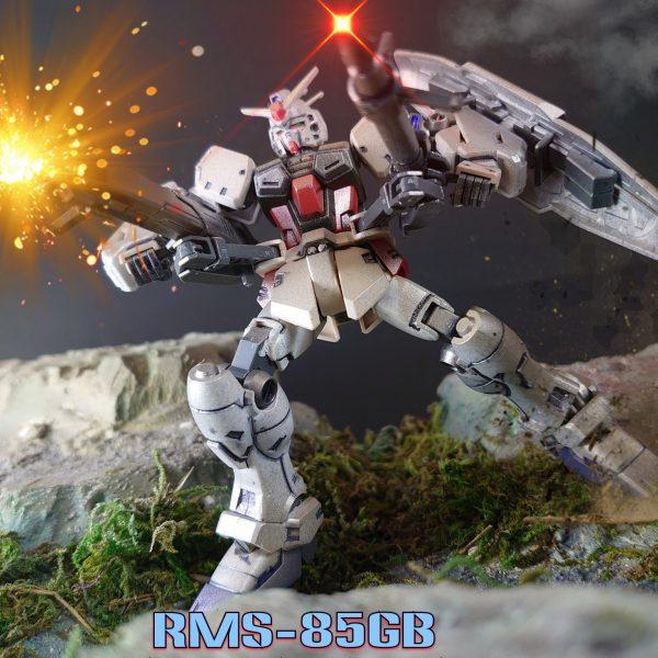 RMS-85GB:GUN-Buster