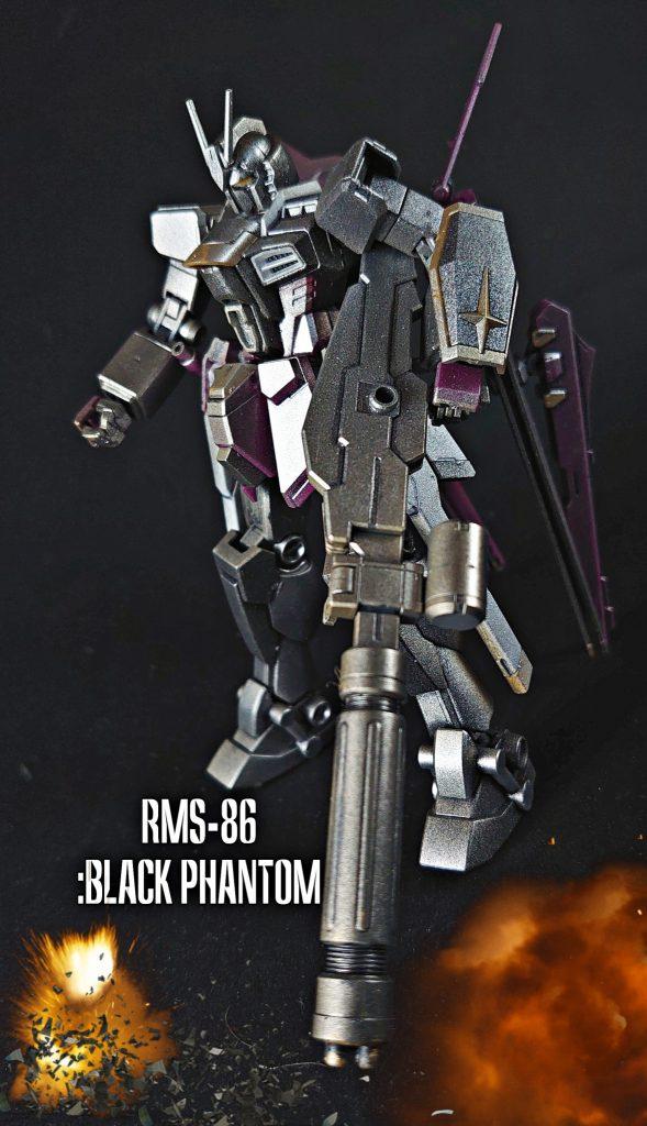 RMS-86:Black Phantom