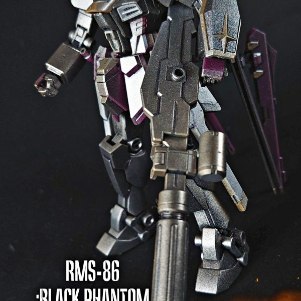 RMS-86:Black Phantom