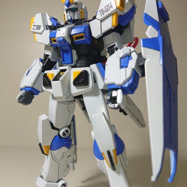 【閃光の果てにある未来】RX-78-4 G04