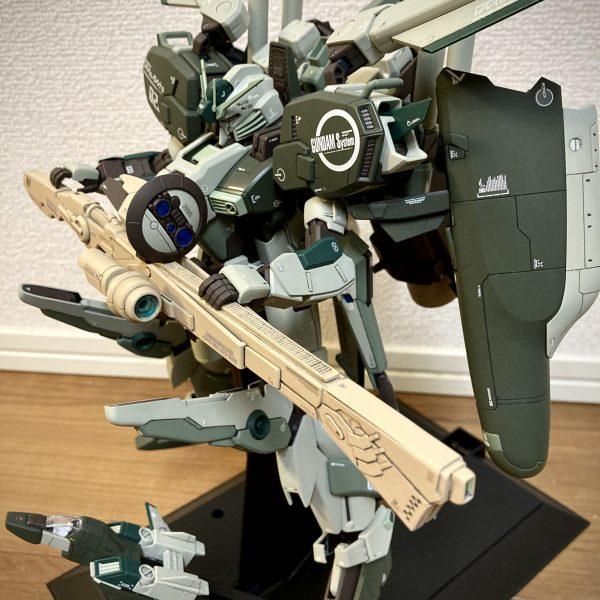 MG EX-Sガンダム