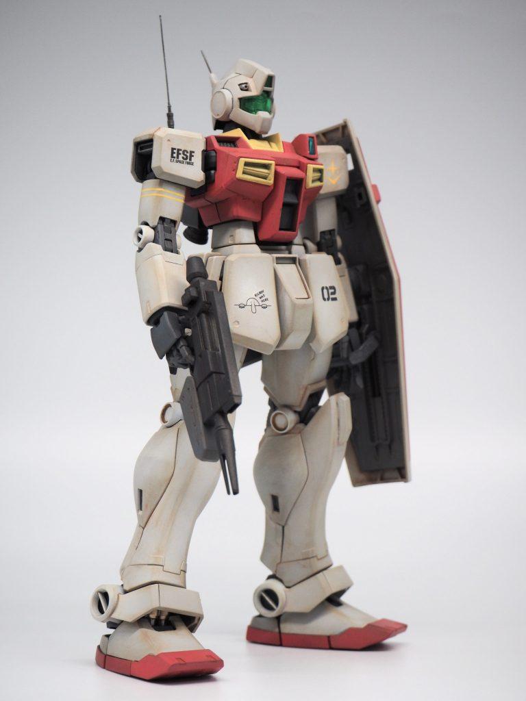 RGM-79DR ジムII(D型改修)