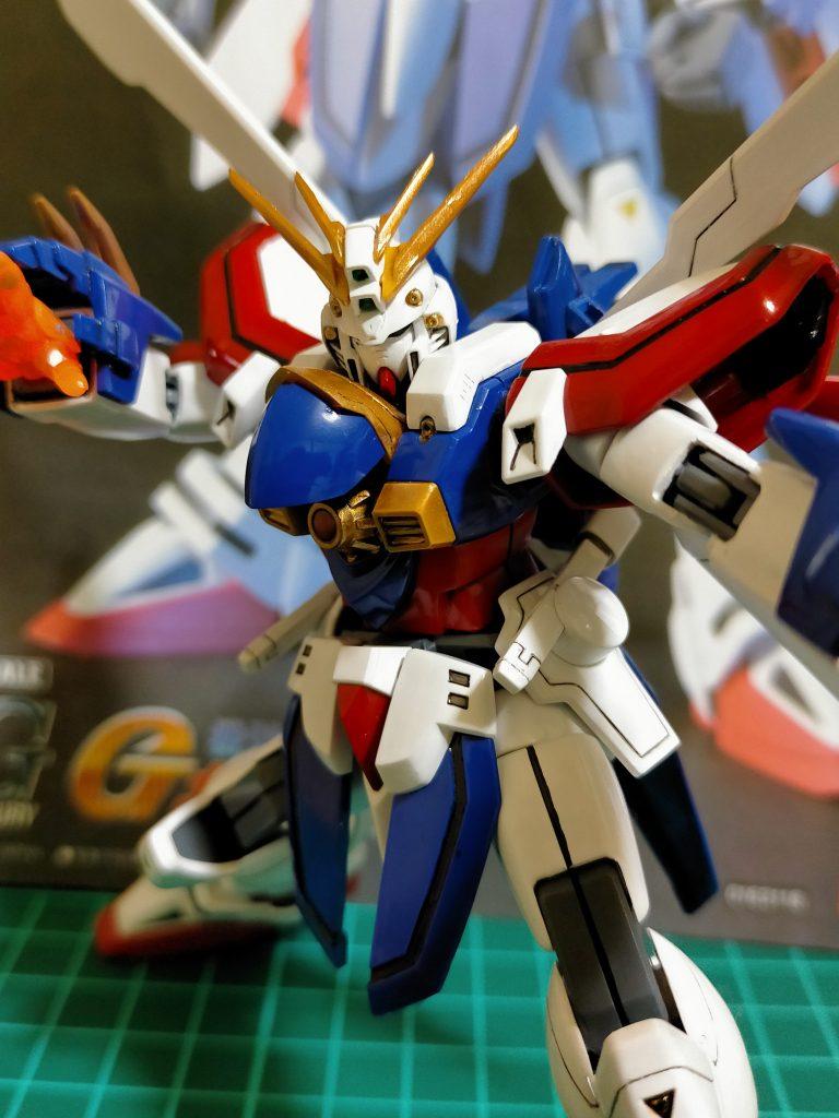 GF13-017NJ II GOD GUNDAM