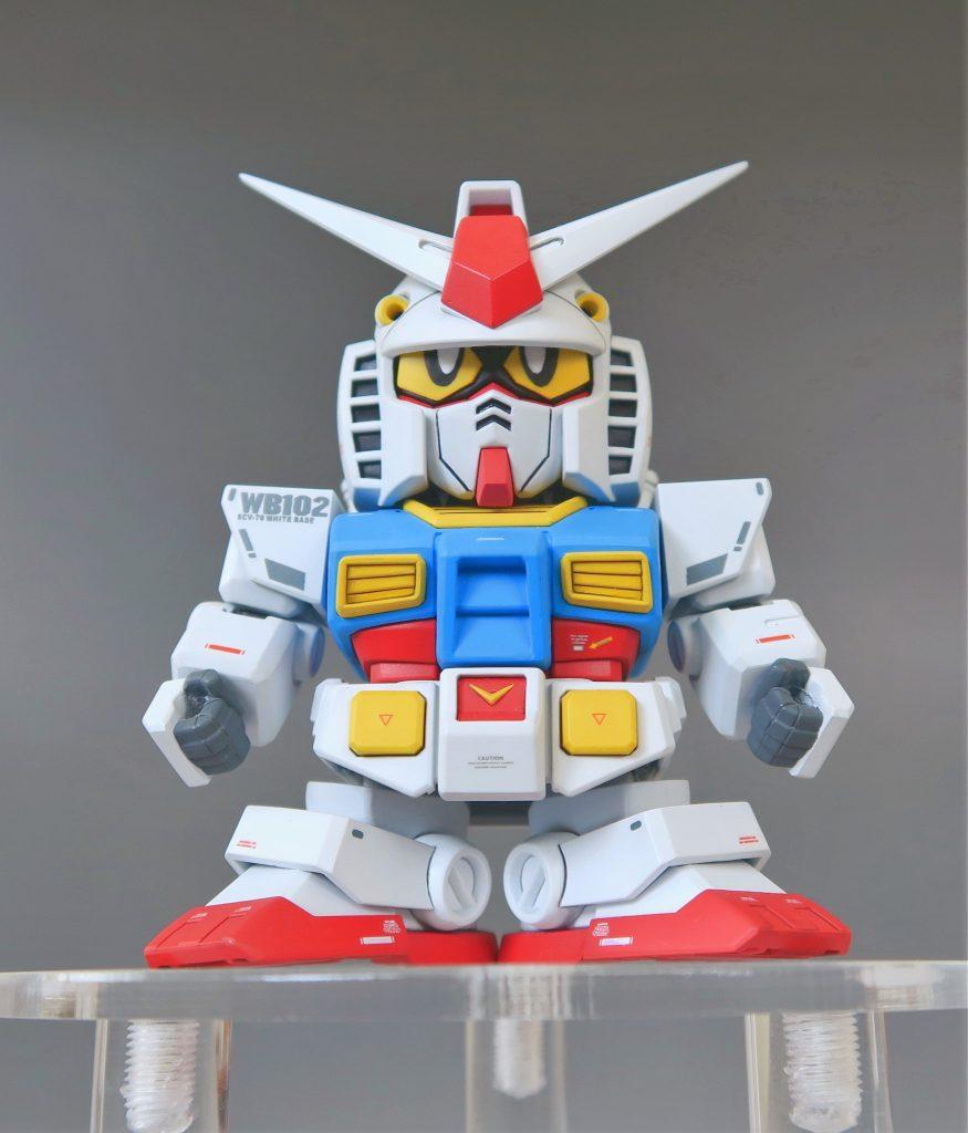 BB戦士 No.329 RX-78-2 ガンダム