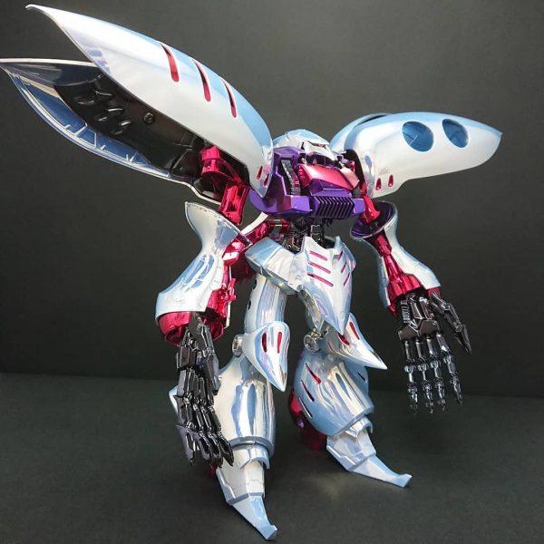 【メッキ仕様】MG キュベレイアンベリール
