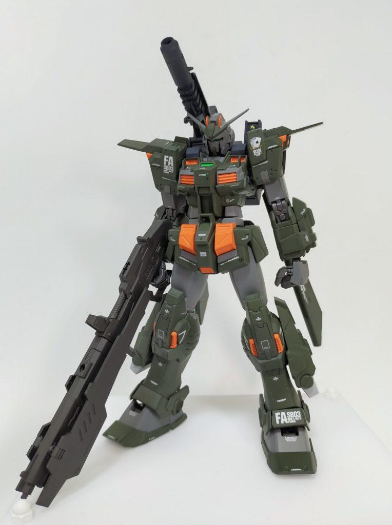 MG GUNDAM STORMBRINGER F.A.