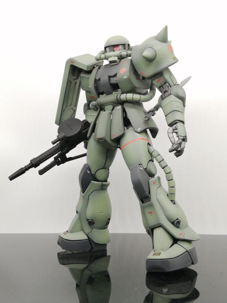 MG ザクⅡ ver2.0