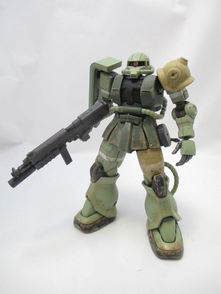 ザクII C型