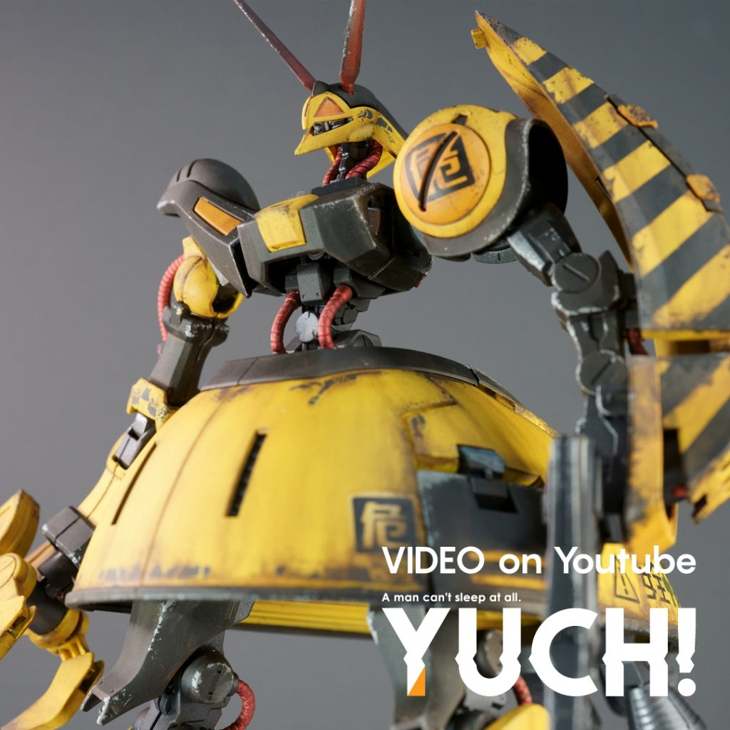 HGUC バウンド・ドック / Ver. Construction Equipment