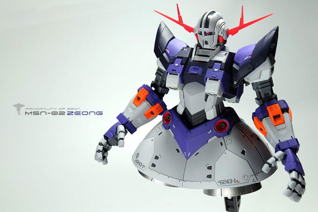 RG・MSN-02 ジオング