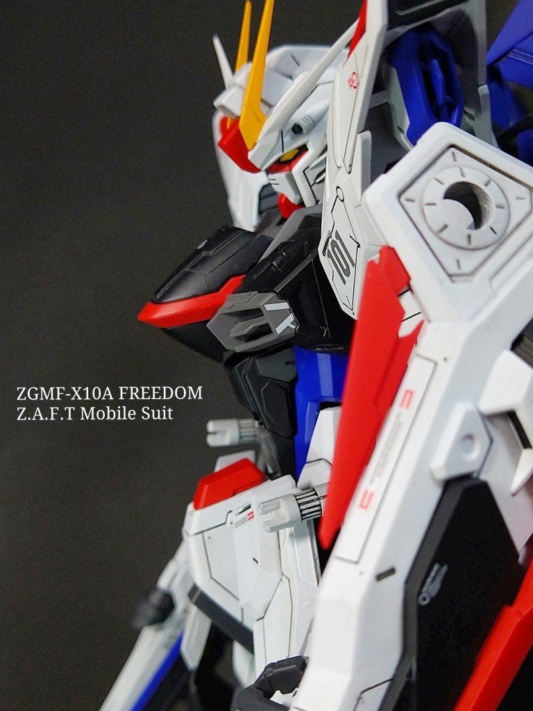 MG ver.2.0 ZGMF-X10A フリーダム