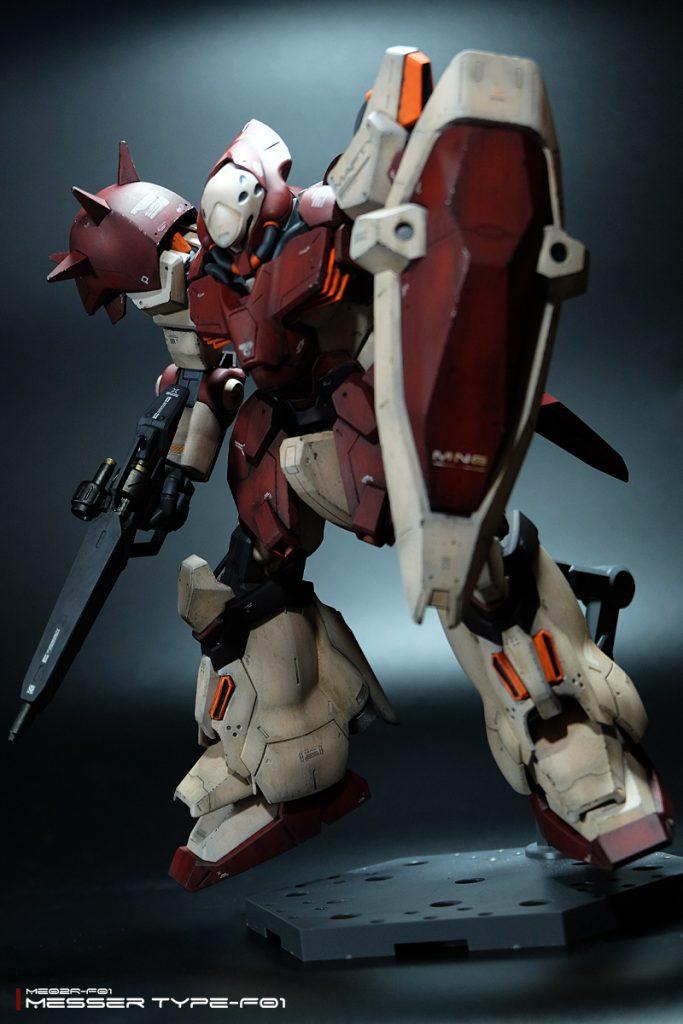 HG・メッサー F01
