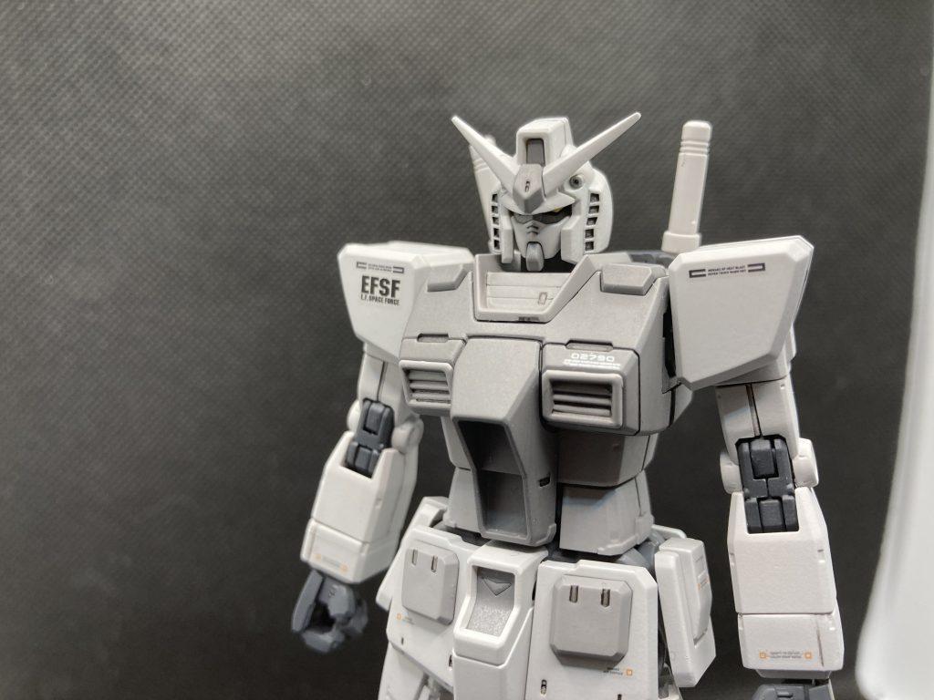 RX78-3 G3ガンダム ミキシング