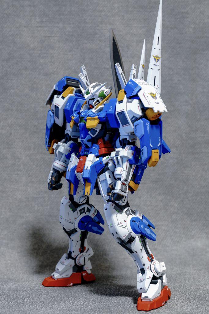 GN-001/hs-A01D ガンダムアヴァランチエクシア