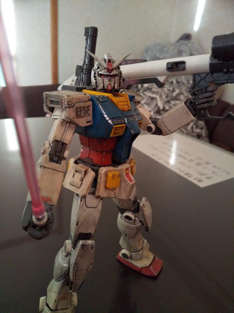 RX-78-02ガンダム