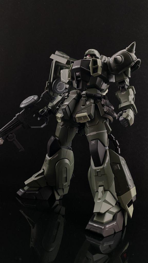 ZGMF-1000 ZAKU WARRIOR 改め MS-06 ZAKUⅡ?