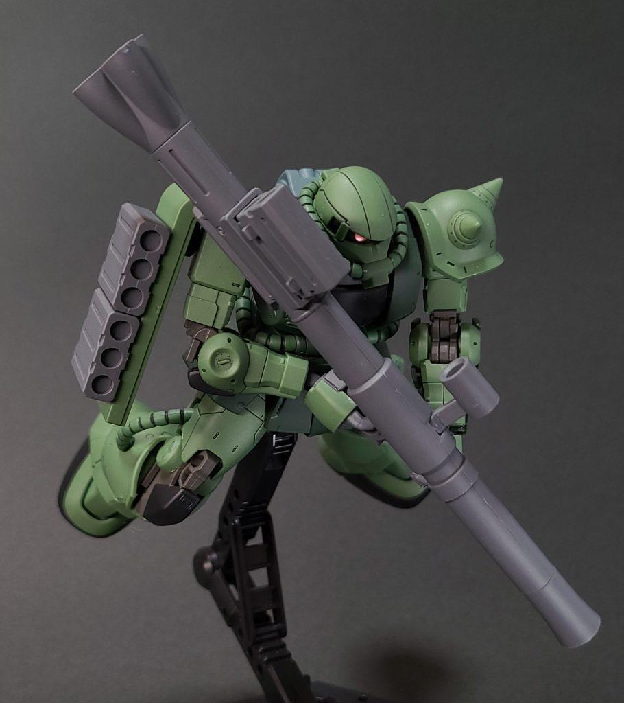 MS-06C ZAKU Ⅱ