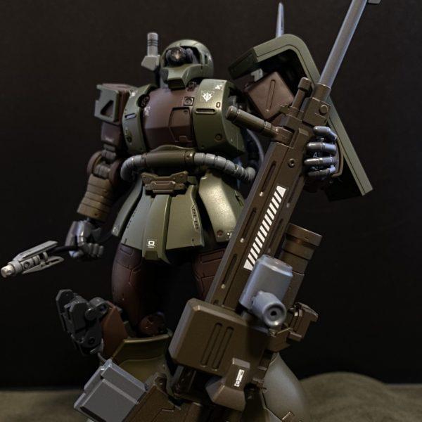 MS-05 ZAKUⅠ SNIPER CUSTOM