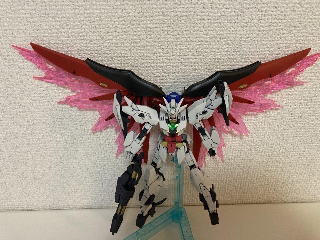 ジュピターヴガンダム光の翼!