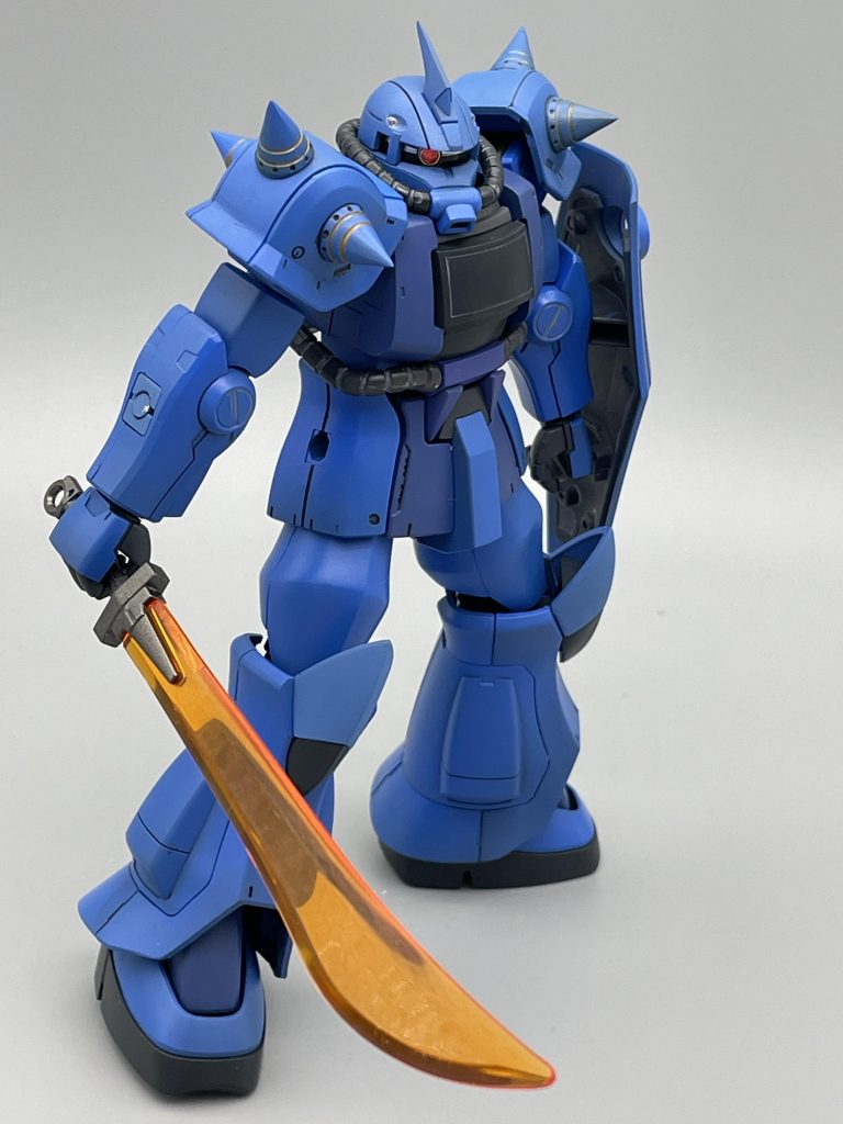 ザクⅡG型(ガルマ3部作より)