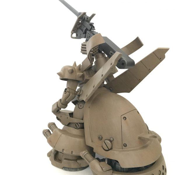 YMS-16M メルザ・ウン・カノーネ