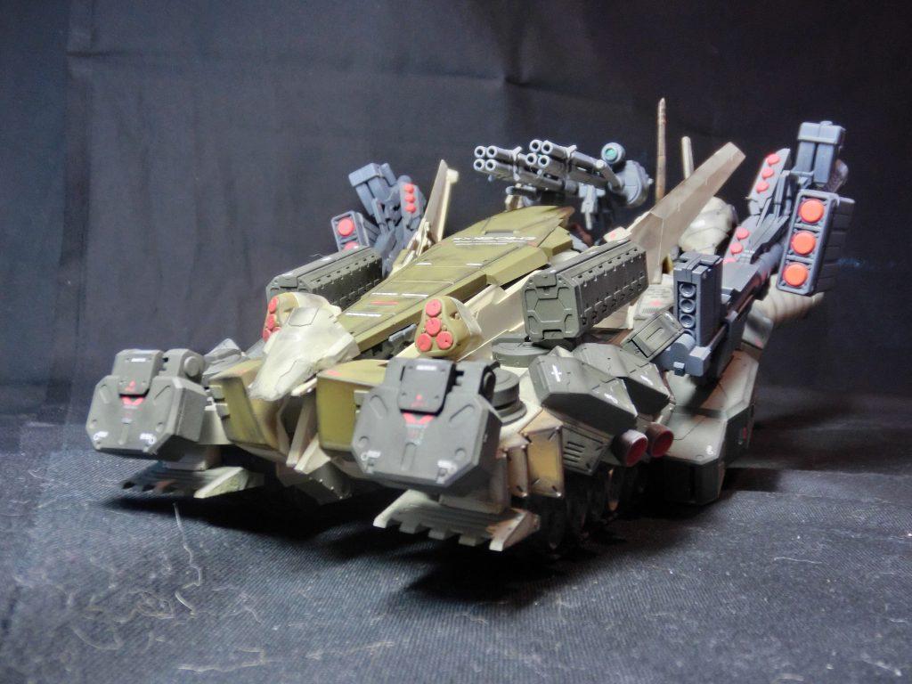 XXXG-01Ht behemoth