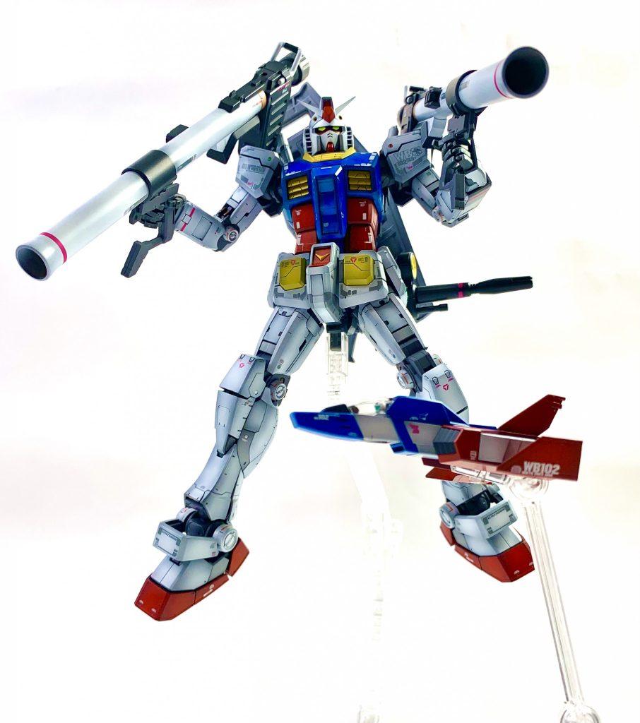 MG 3.0 RX-78-2 GUNDAM