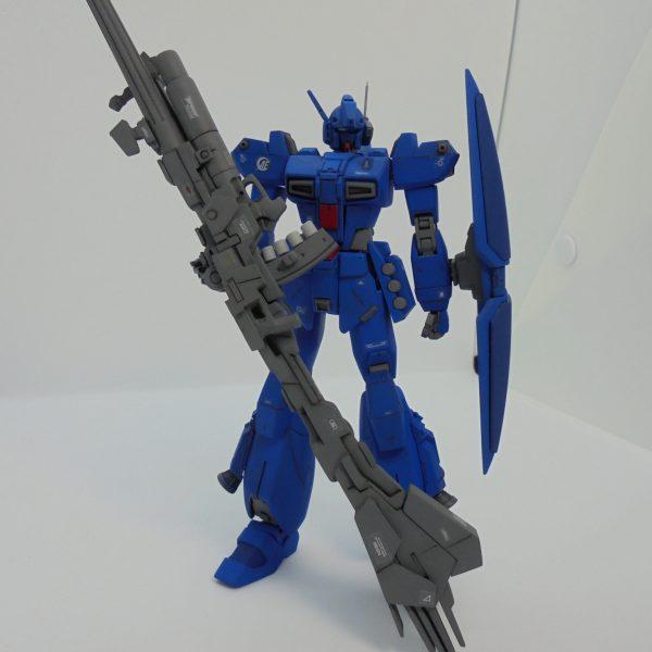 1/144 Scratch build Heavygun(Gundam type)