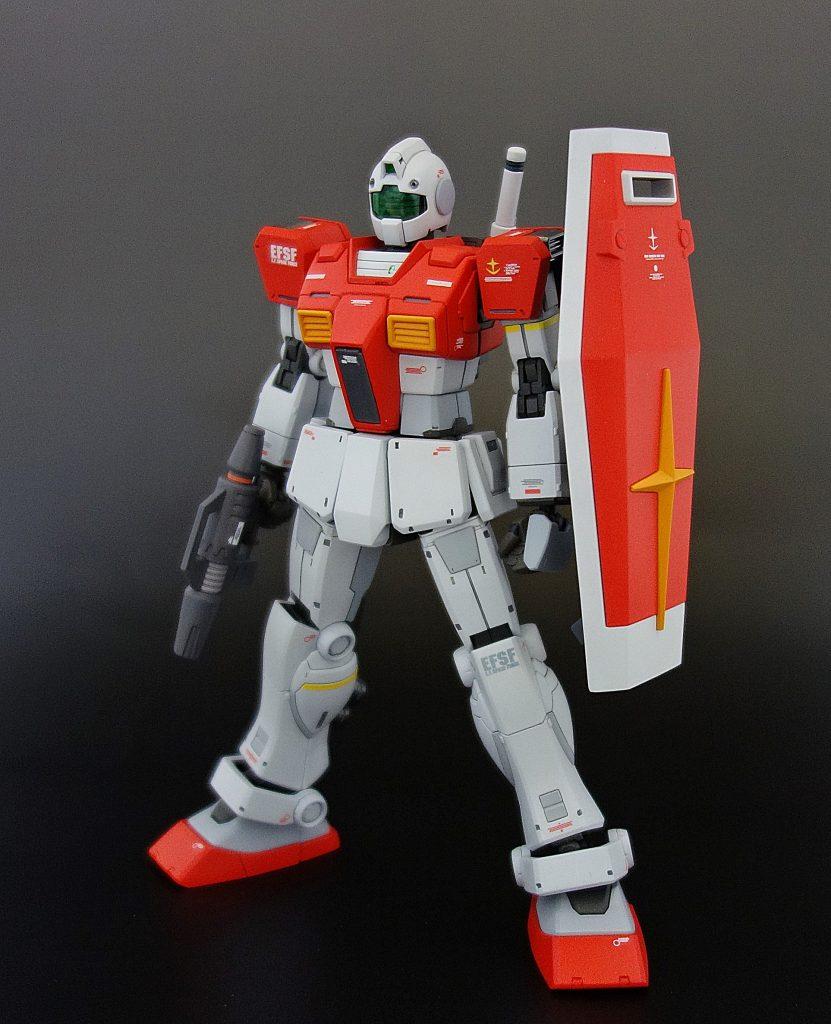 HG RGM79 GM オリジン版