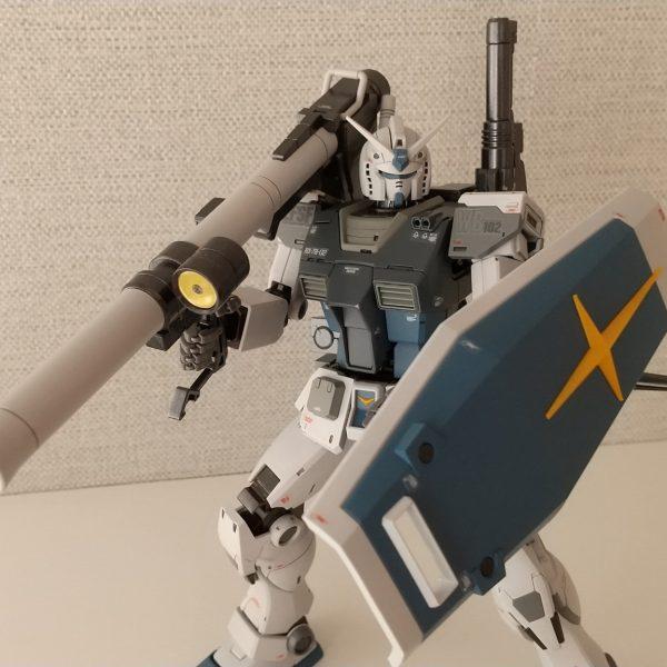 MG RX78-G3 ジ・オリジン版