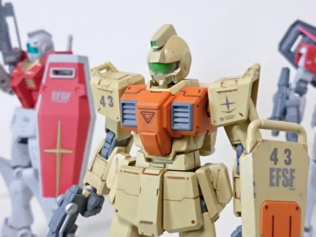 陸戦型ジム