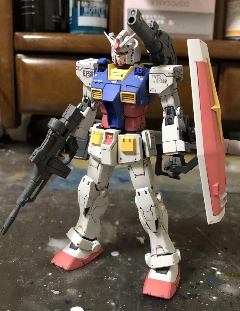 RX-78-02ガンダム ジオリジン