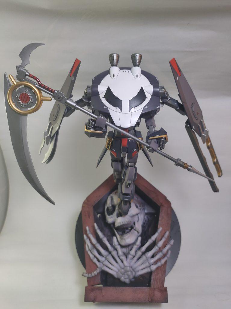 Forbidden Gundam (Mori Calliope Custom)